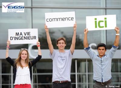 EIGSI La Rochelle, école d'ingénieurs généralistes - Formation - Programme - Admission - Concours