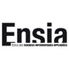Logo ENSIA, Ecole des sciences informatiques appliquées