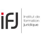 Logo IFJ, Institut de Formation Juridique