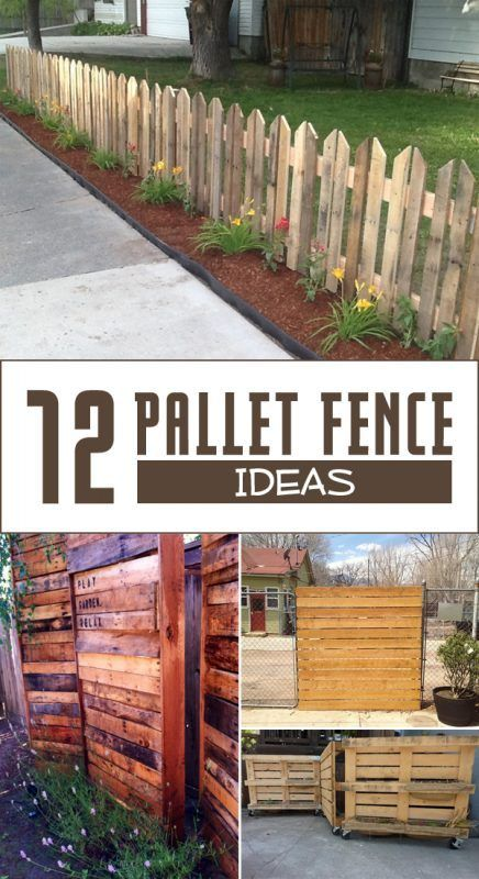 27 Cheap DIY Fence Ideas For Your Garden... Do You Need A Fence That  Doesnu0027t Make You Broke? Learn How To Build A Fence With This Collection Of  27 DIY Cheap ...