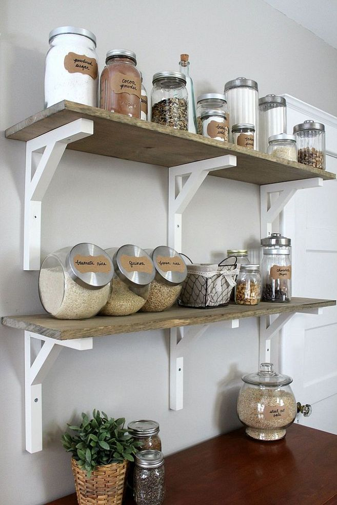 24 Awesome DIY Kitchen Projects