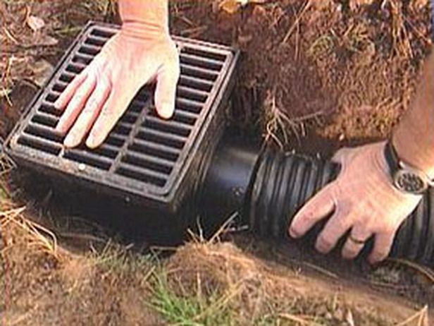 24 awesome diy drainage projects water runoff solutions drainage solutions french drains click here to see how to diy solutioingenieria Image collections