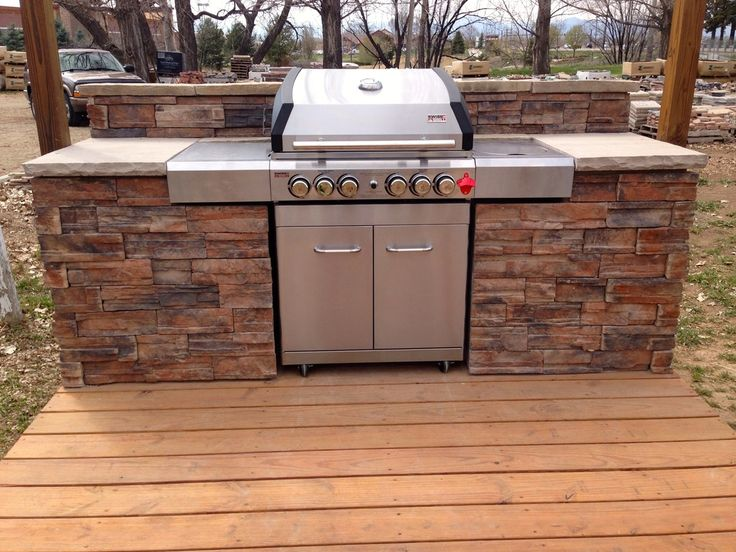 24 awesome diy grill projects diy bbq surround google search solutioingenieria Images
