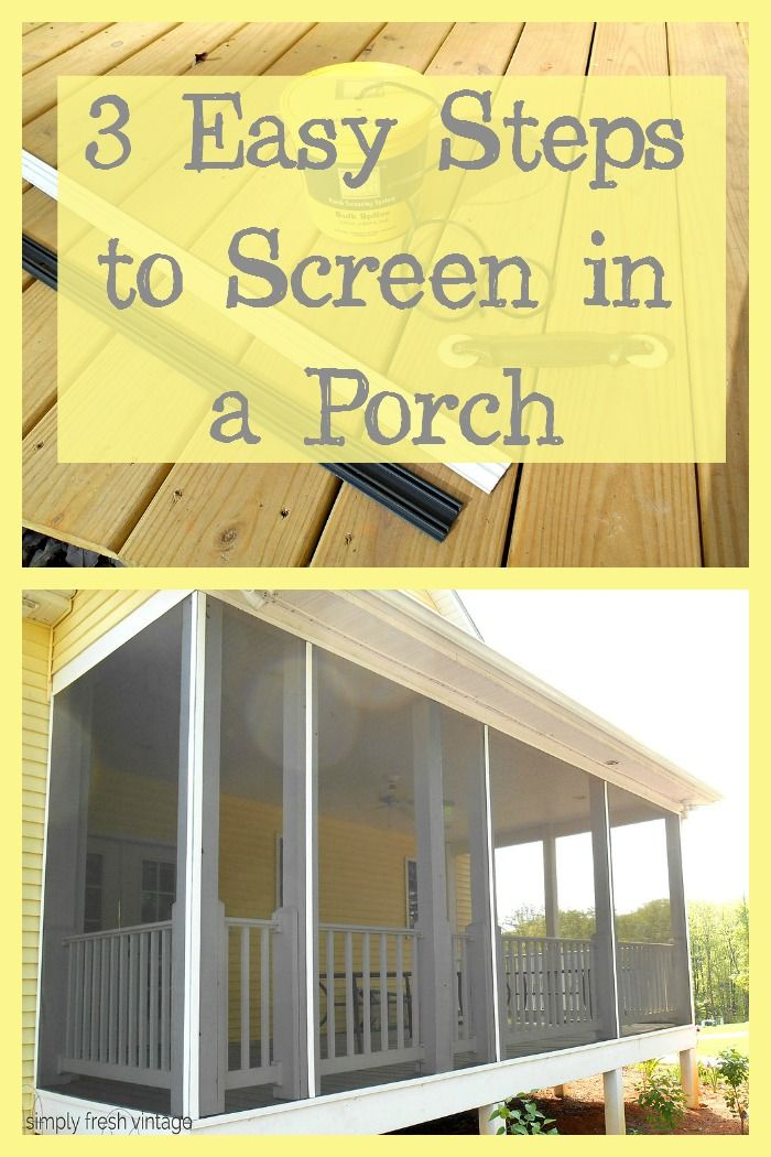 Perfect When We Purchased This House, The Porches Were Still In Their Original  Construction State. The Wood Had Never Been Treated Or Painted.