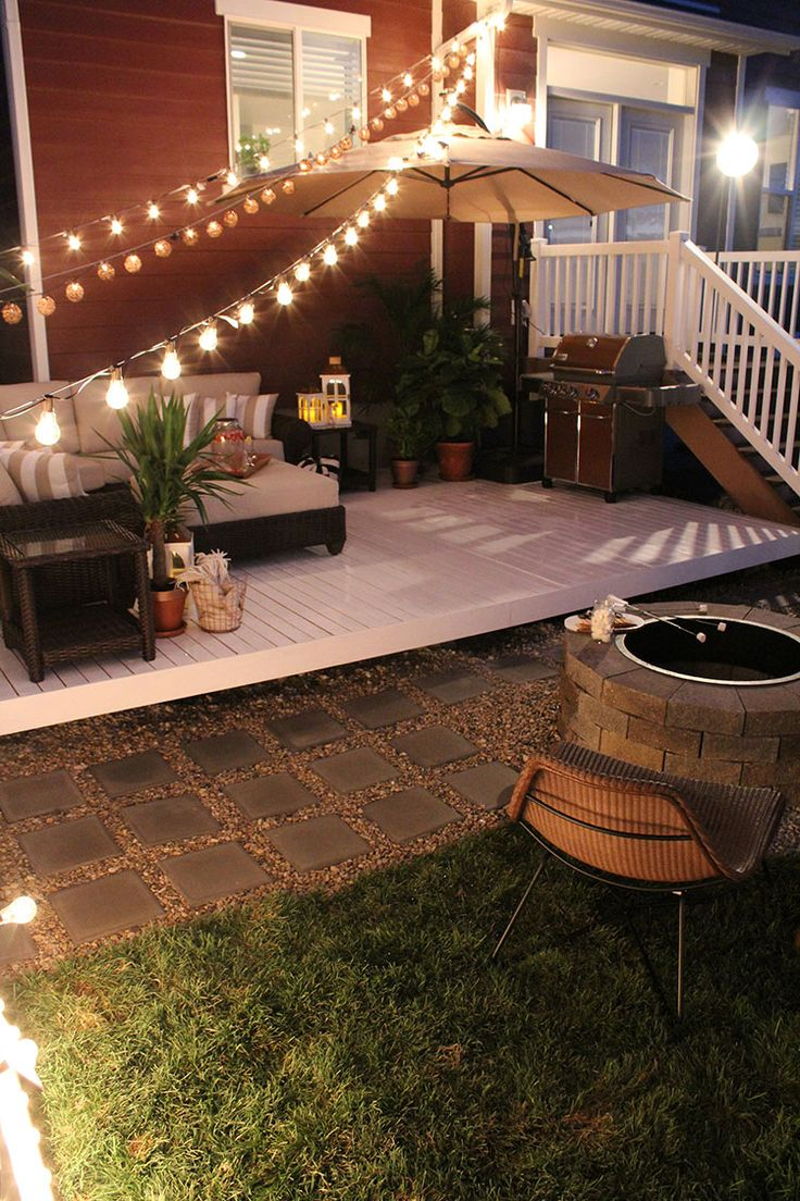 24 awesome diy deck projects building your own diy deck shouldnt be a daunting idea well show you exactly how to build a simple deck without spending a ton of money solutioingenieria Gallery
