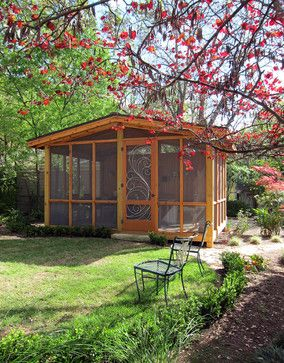 Outdoor Screened Rooms Design, Pictures, Remodel, Decor And Ideas   Page 2