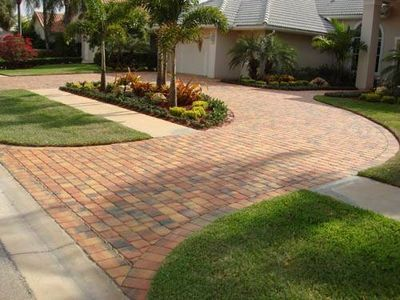24 awesome diy driveway projects how to build a driveway with pavers if you have a new or existing driveway that needs to be laid with concrete but you are nervous about the price of solutioingenieria Gallery