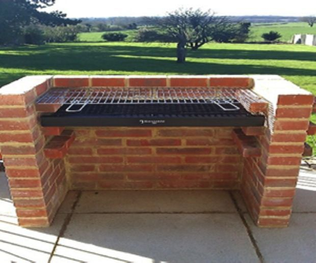 How To Build A Brick BBQ. Nothing Quite Compares To A Warm Summer Afternoon  Spent In The Garden With The Great Tastes Of Barbecued Meat And Salad  Treats.