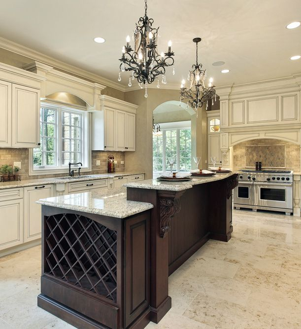 Stunning Photo Gallery Of 30 Luxury Kitchens That Cost More Than A Whopping  $100,000. See Some Of The Best Kitchen Designs On The Planet Here.