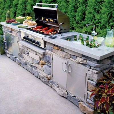 24+ Awesome DIY Grill Projects
