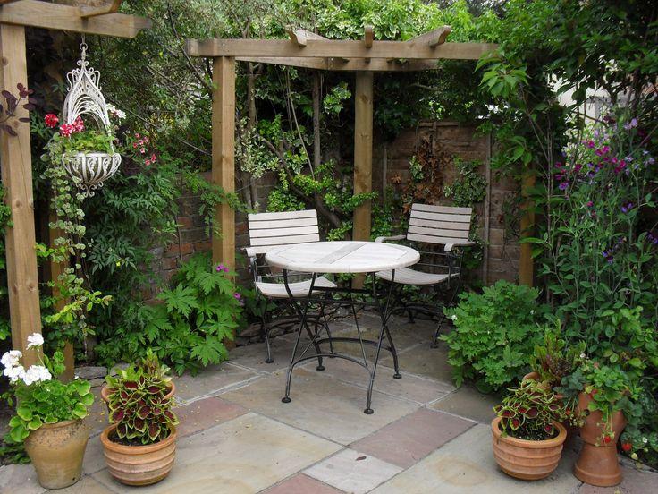 Gardening Design Ideas Part - 26: Garden : Small Courtyard Gardens Design Beautiful Ideas Garden Flower Small  Beautiful Gardens Ideas ~ G7 Webs