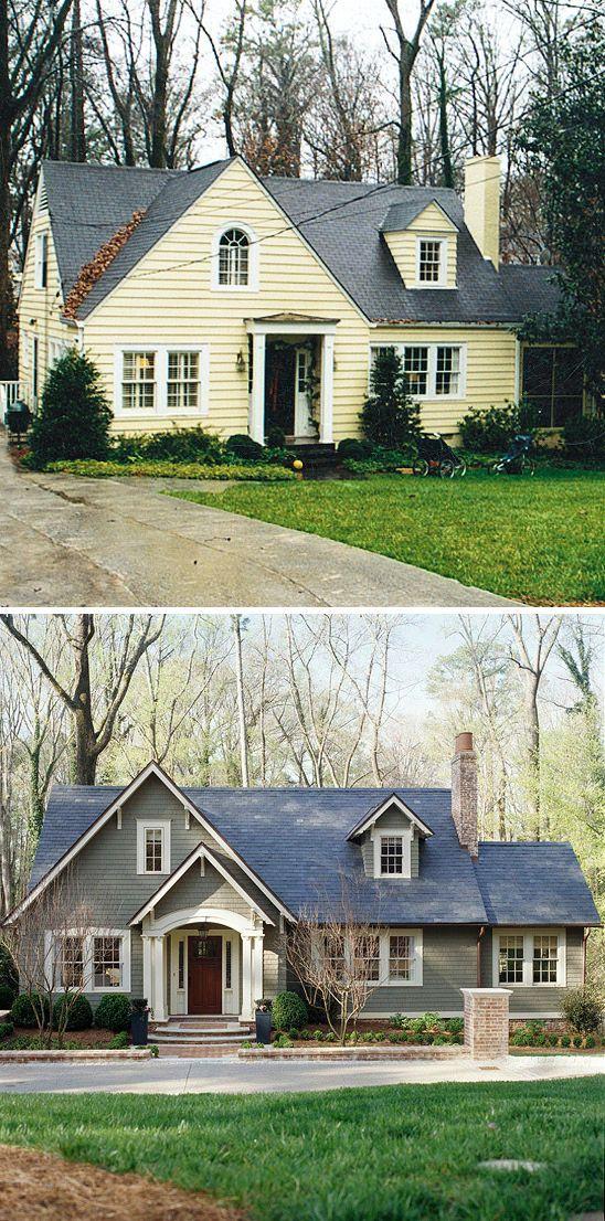 Amazing Before U0026amp; After House Renovat... Amazing Before U0026 After House  Renovations