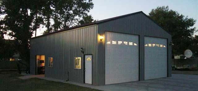 Diy phoenix home services inc diy garage kits metal garage kits do it yourself construction solutioingenieria Gallery