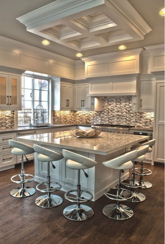 Some Great Kitchen Ideas For You To Cons... U003eWhen We Talk Of The Peopleu0027s  Homes, We Talk Of Different Rooms But We Often Ignore The Most Important  Room ...