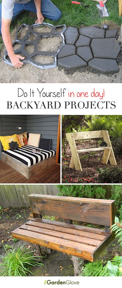 24 awesome diy walkway projects one day backyard ideas amp diy project most of us are really busy and if we end up spending too much time having to work on backyard ideas projects solutioingenieria Gallery