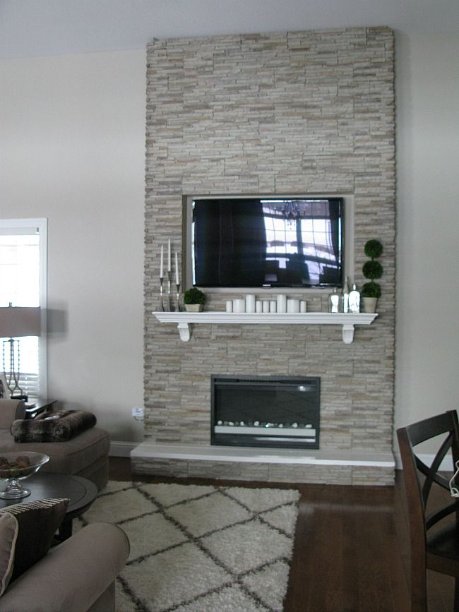 over frame fireplaces stones wood diy projects to fireplace a awesome how build modern inset indoor electric services