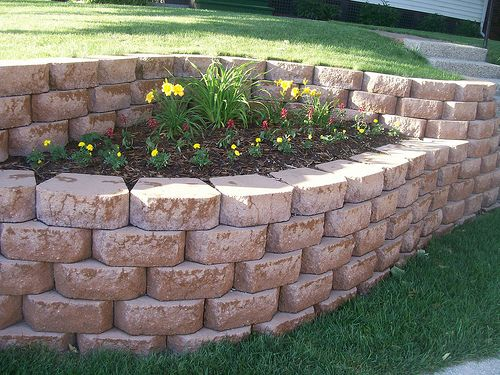 Superb Garden Retaining Walls   A Few More Levels And Mine Will Be This Great