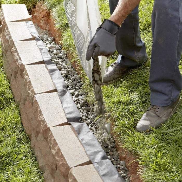 Novas top retaining wall contractors get a free estimate online now how to build a retaining wall using wall blocks solutioingenieria Choice Image