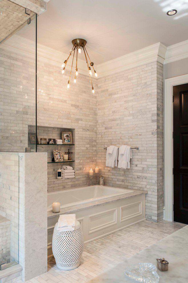 Master Bathroom Tile Property Remodel