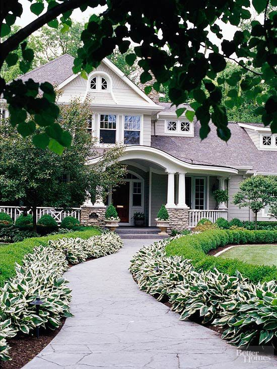 Add Value To Your Home By Increasing Curb Appeal With An Attractive,  Functional, Front Yard Landscape.