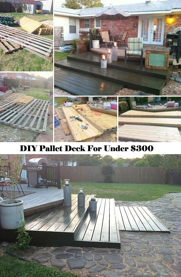 And When It Comes To Your Own Backyard, The Entire Idea Of A Floating Deck  Comes As A Solution To How You Can Organize A Small Corner Outside That  Will ...
