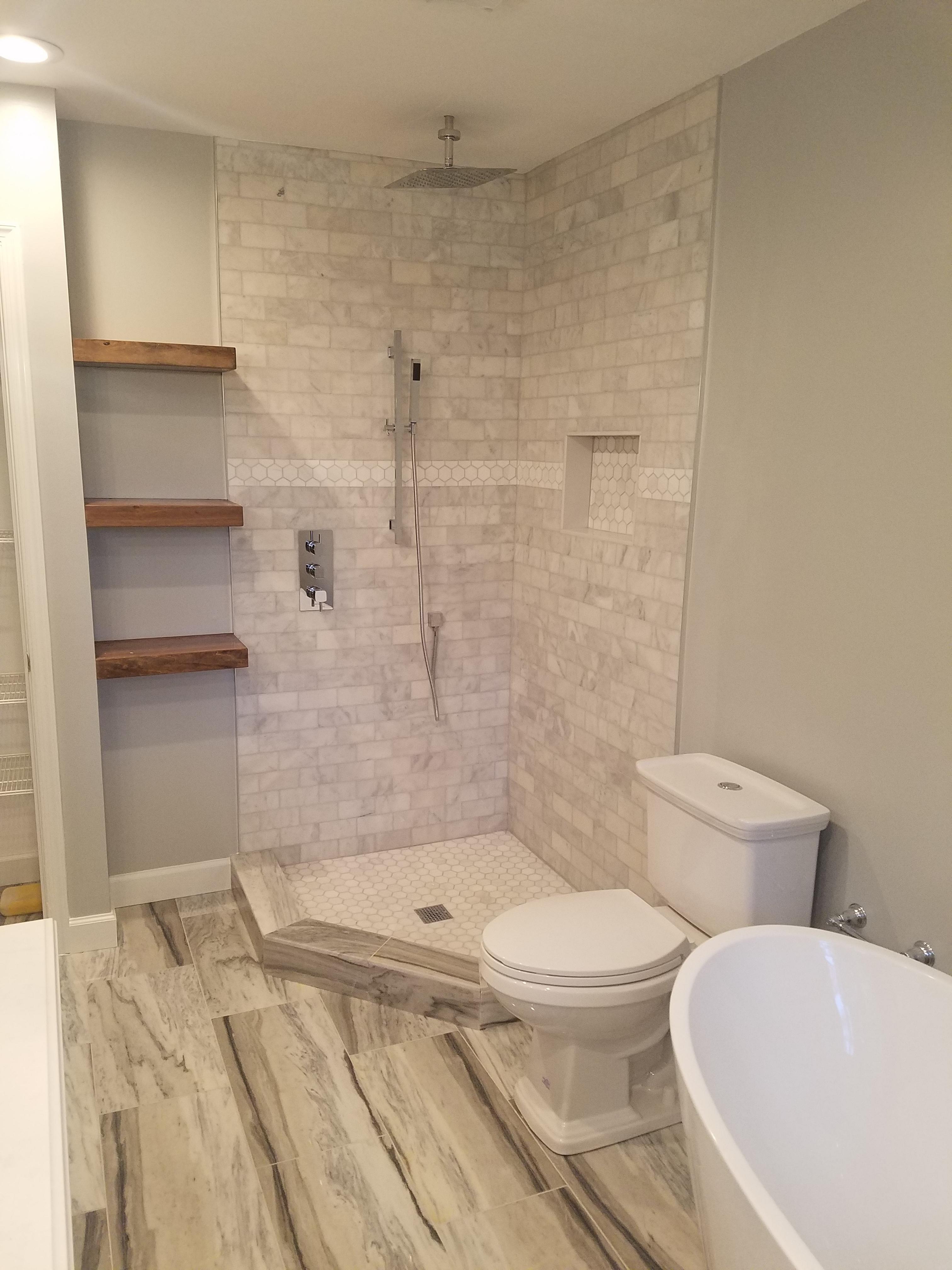 Local bathroom contractors get a free estimate online now for Local bathroom contractors