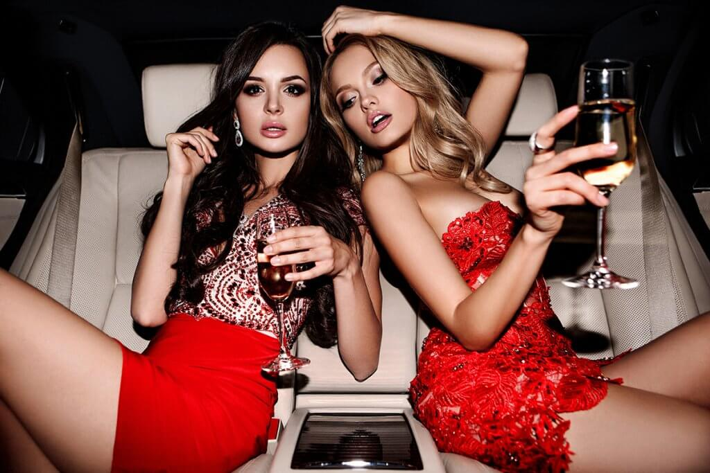Party Girls Chauffeur Service