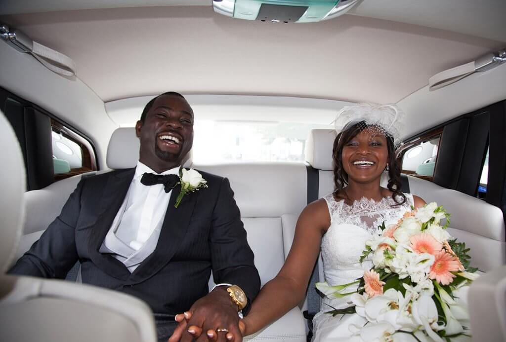 Wedding Limousine Marriage Chauffeur