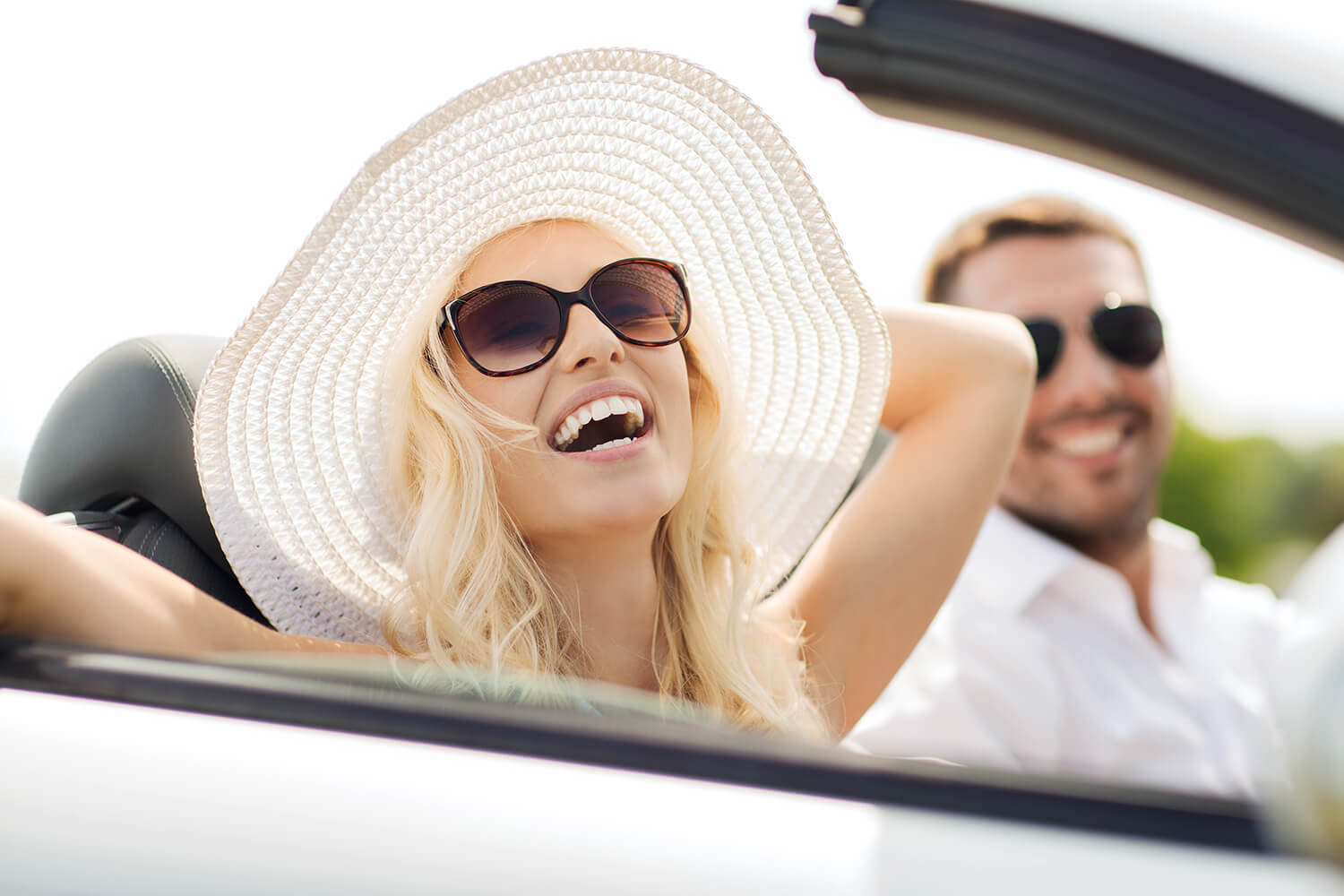 Luxury Cabriolet car rental Cannes