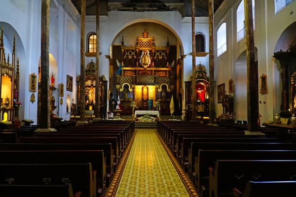 Iglesia de La Merced, Casco Viejo