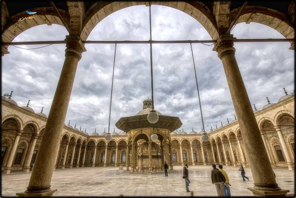337 - The Great Mosque of Muhammad Ali Pasha or Alabaster Mosque I