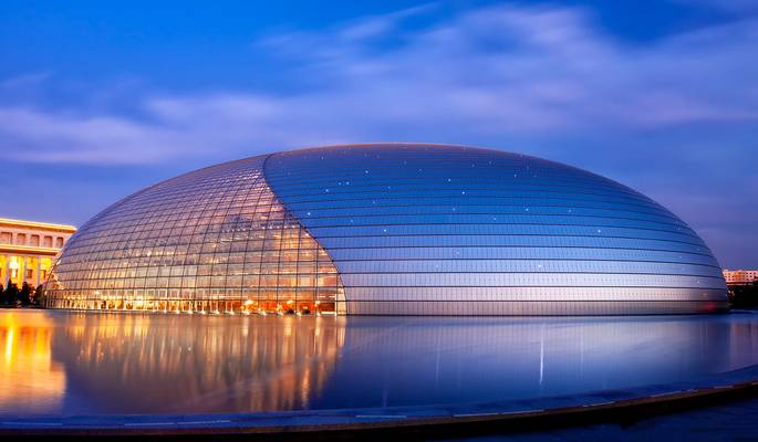 National Centre for the Performing Arts (China) 国家大剧院