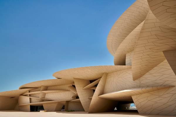 National Museum of Qatar - Doha, Qatar