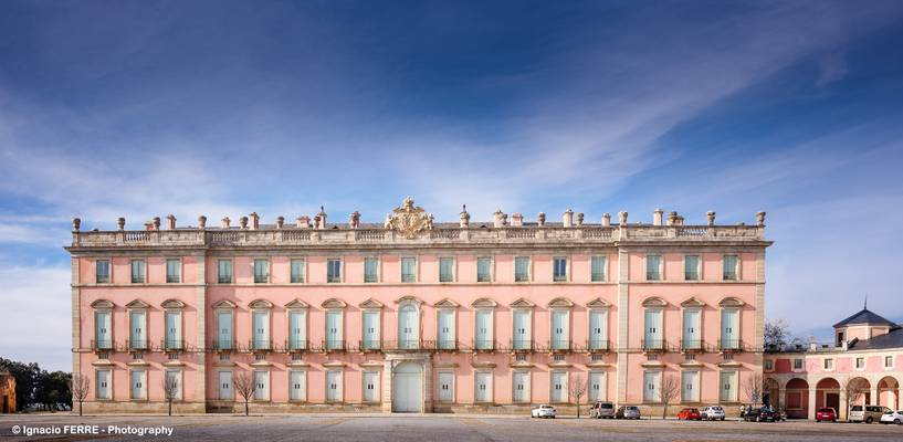 Riofrío Palace (Segovia, Spain)