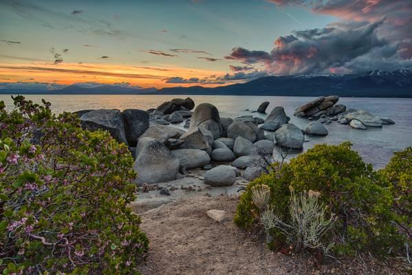 Lake Tahoe textures