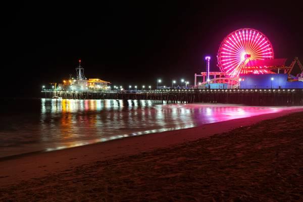 Santa Monica Pier - California