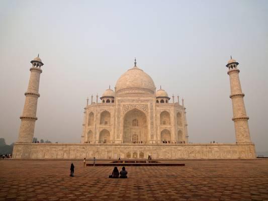 Taj Mahal, Agra, Uttar Pradesh, India - ताज महल, आगरा, उत्तर प्रदेश, भारत
