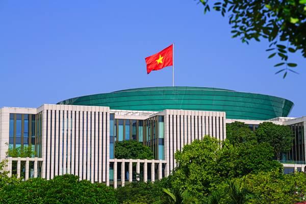 Vietnam Parliament House, Hanoi