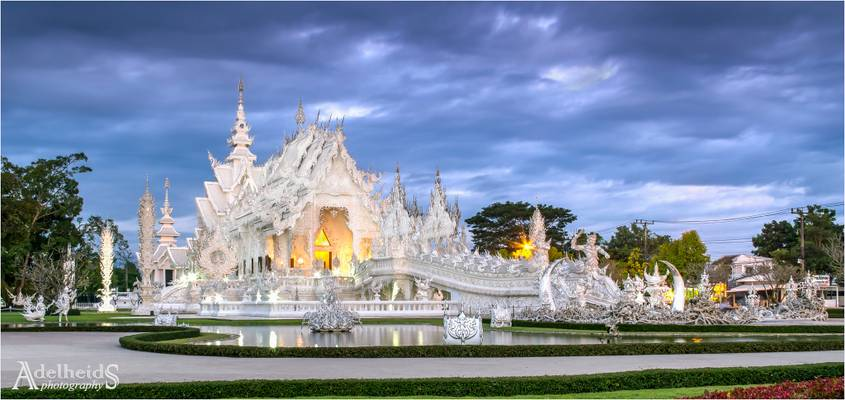 White Temple, Chiang Rai, Thailand (explored)