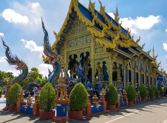 Wat Roung Suea Ten