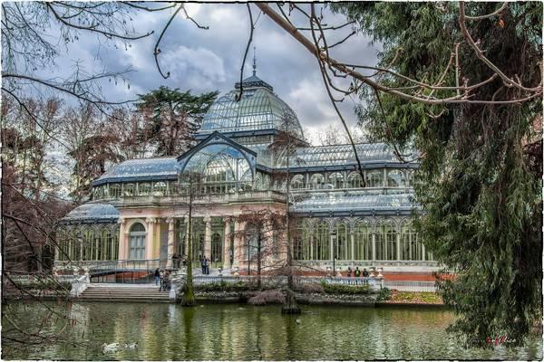 Palacio de Cristal (Madrid)