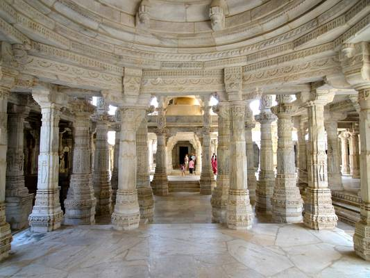 Ranakpur - Chaumukh Temple
