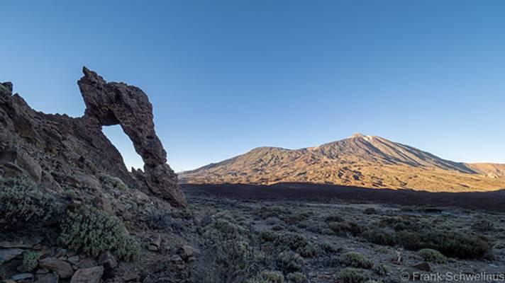 """""""Zapato de la Reina"""", Parque Nacional del Teide, Tenerife"""