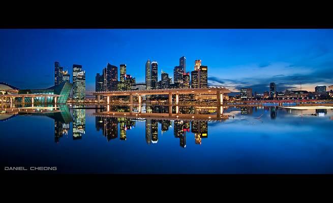 Singapore - Marina Bay Sands Pool