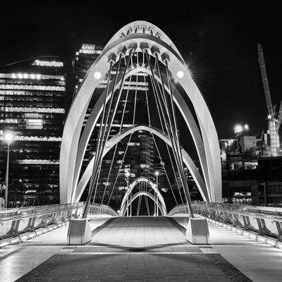 Seafarers Bridge - Melbourne, Australia