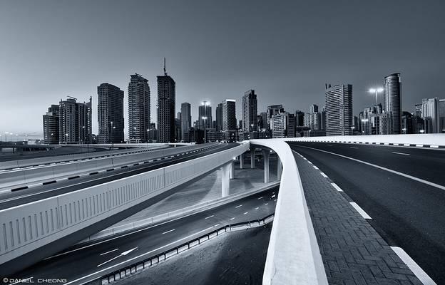 Dubai & Freeway