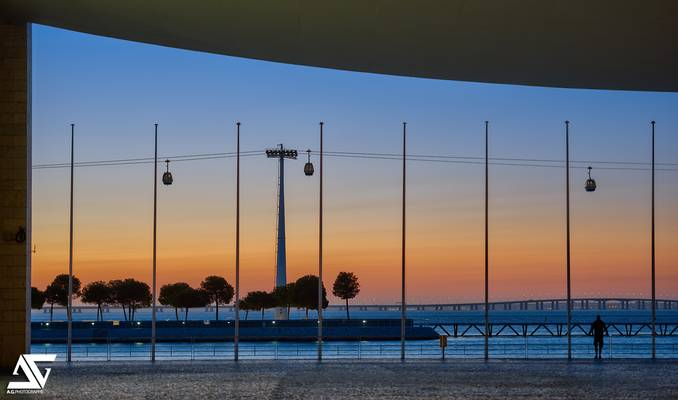Sunrise @ Lisboa