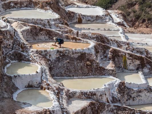 Les mines de sel de Maras
