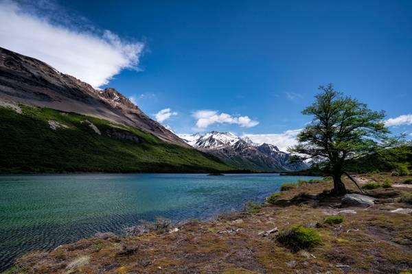 Lagunas madre e hija, Patagonia
