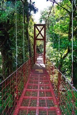 Monteverde Sky Bridge